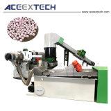 폐기물 짠것이 아닌 직물 플라스틱 덩어리로 만드는 기계