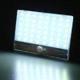 luz solar da parede do diodo emissor de luz da luz do jardim 4W