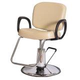 스테인리스 프레임 살롱 미용 의자를 가진 차가운 유행에 따라 디자인 하는 의자