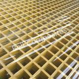 주조된 섬유유리 격자판, 오목한 또는 모래로 덮인 위원회, Pultruded 격자판