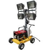 Beweglicher LED-heller Aufsatz mit den Stützbeinen