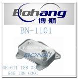 Réfrigérant à huile automatique de benz de Mercedes de pièces de rechange de Bonai (611 188 0301/646 188 0301)