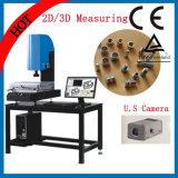 Instrument à haute précision de mesure de vidéo de l'épaisseur Vmc de film plastique