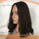 가득 차있는 인간적인 브라질 머리 가발 (PPG-l-0661)