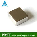 N35h de Magneet van het Neodymium van 15*15*12 met Magnetisch Materiaal NdFeB