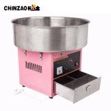 De elektrische Machine Mf01-520 van de Snack van de Machine van de Zijde van de Gesponnen suiker Commerciële