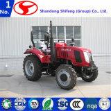 Trattore agricolo 90HP 4WD del trattore agricolo del trattore della ruota motrice della rotella