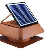 Ventilación solar 20W de 14 pulgadas desván almacén ventilador ventilador de extracción