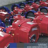 Pneumatisches gebetriebenes Class150lbs/Class300lbs Oblate-Drosselventil