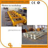 De hydraulische Multi Scherpe Machine van het Graniet van de Scherpe Machine van de Steen van Schijven