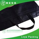 Оптовая торговля рекламные специализированные печатные Non-Woven тканью пылезащитный чехол сумка для одежды деловой костюм
