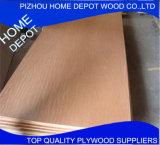madeira compensada 18mm comercial de 3mm 5mm 9mm 12mm 15mm para o material de construção