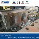 Tonva faltende Flaschen-Blasformen-Plastikmaschine/Plastikdurchbrennenmaschine