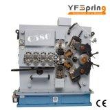 YFSpring Coilers C580 - оси диаметр провода 3,00 - 8,00 мм - пружины с ЧПУ станок намотки