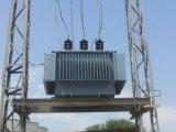 Масло 3 участков - заполненное распределение Transformer-200kVA