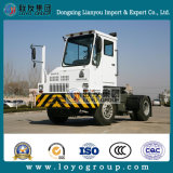 Sinotruk Hova 4X2の販売のための低速ターミナルトラクターのトラック