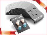 Пластичные карточки Hang одежды карточек индикации Jewellery