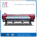 최고 인쇄 기계 제조 큰 체재 잉크젯 프린터 3.2 미터 Mt UV3202r