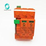 SPD van het Beschermende Apparaat van de Schommeling van gelijkstroom 1000V 3p 40ka voor ZonnePV Systeem