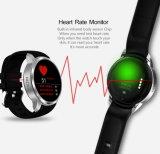 GPSの心拍数のモニタステップカウントのブレスレット