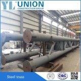 Prefabricado Industrial Estructura de acero con la norma ISO14000/9001 y BV