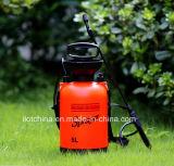 Ilot Chaud-Vendent le pulvérisateur de pression du sac à dos 3-8L avec la base et l'entonnoir