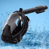 潜水のスノーケリングの水泳の太字マスク