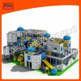 De BinnenSpeelplaats van het Stuk speelgoed van het Avontuur van de Stijl van het kasteel