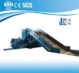 Papel acanalado ampliamente utilizado Hbe125-110110 con la máquina de embalaje hidráulica de la presión grande