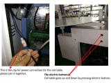 Ultra Precision Автоматическая настройка канала подписать письмо изгиба машины