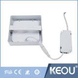 Bis Saso 6watt/7watt 사각 120X120mm LED 천장 램프