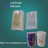 분실된 왁스 주물을%s 명확한 액체 실리콘 RTV2