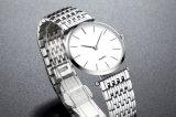Uiterst dun Horloge 72263 van de Man of van de Vrouwen van het Horloge van het Geval van het Roestvrij staal