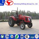 110HP 4WD дешевые компактные трактора фермы для продажи