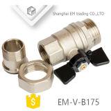알루미늄 손잡이 (EM-V-B175)를 가진 금관 악기 공 벨브