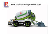 1,2 Cubic of meter of Small Concrete mixer Truck