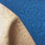Polidas 1,2mm PU couro para rótulos de calças de ganga