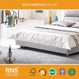 [أ1101] رماديّ أسلوب منزل بسيطة بناء سرير
