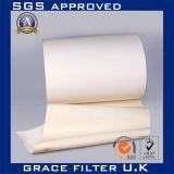 Telas de fibra de vidrio PTFE Teflon paño filtro