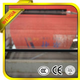 prix plat 12mm épais de m2 en verre Tempered de construction de 6mm 8mm 10mm