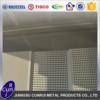 Fábrica de China productos de acero de alta calidad 316L Hoja perforada decorativos
