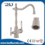 Faucet bebendo da cozinha da água do filtro das maneiras do revestimento 3 do mármore do granito