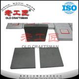 Placas calientes del carburo de tungsteno de la venta para hacer la herramienta para corte de metales