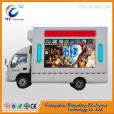 Mobiele 5D MiniBioskoop voor Verkoop