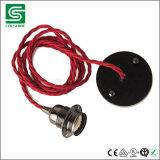E27 Lamp van de Tegenhanger van de Contactdoos van de Lamp van het Metaal van de Schroef de Uitstekende