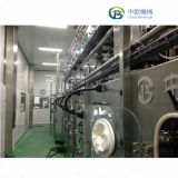 Nettoyer la machine de remplissage froide Ultra jus aseptique Machine de remplissage