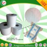Nastro frontale non tessuto della materia prima del pannolino per la fabbricazione del pannolino