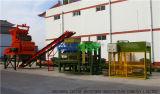 Qt4-15c à l'arrêt d'usine de briques de béton de ciment machine à briques creuses pour la vente