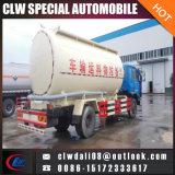 4*2 Dongfeng 18 Cbm 대량 시멘트 트럭, 분말 물자 탱크 수송 트럭
