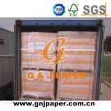Papier neutre de copieur de l'emballage 70gr 80gr A4 de bonne qualité